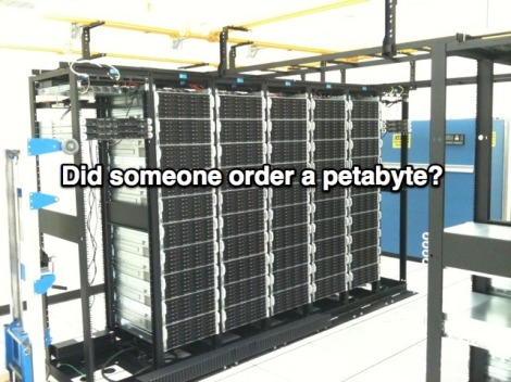 Petabyte Deployment of OpenStack Object Storage (Swift)